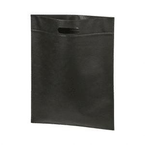 Branded Budget Exhibition Tote Bag - Black