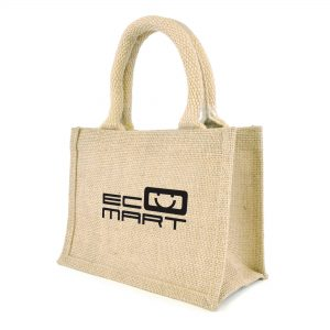 Walton Mini Jute Bag Natural - Totally Branded