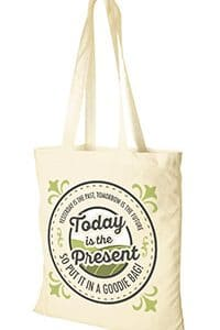 Promotional Cotton Tote Bag - Totally Branded