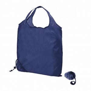 Branded Scrunchy Shopper Bag
