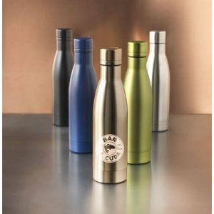 Copper Vacuum Insulated Bottle - Totally Branded