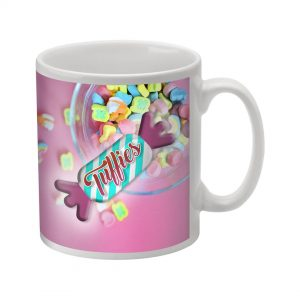 Full Colour Printed Cambridge Mug