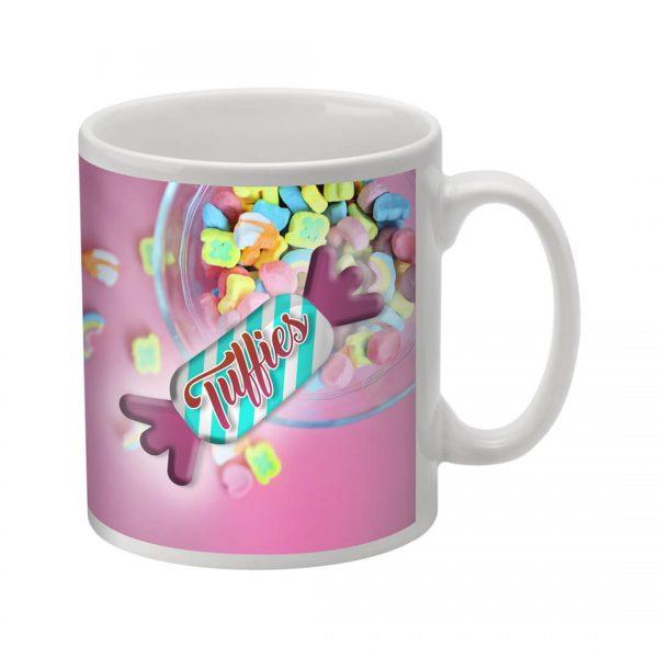 Full Colour Printed Cambridge Mug