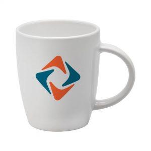 Promotional Darwin Mug in white