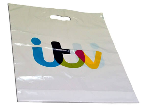 new collection super cheap biggest discount Full Colour Polythene Carrier Bag