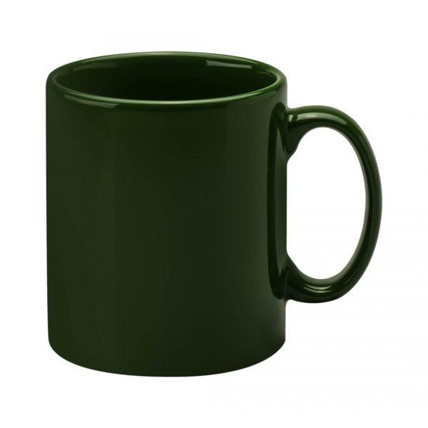 Green Cambridge Coffee Mugs