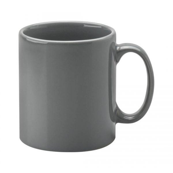 Grey Cambridge Coffee Mugs