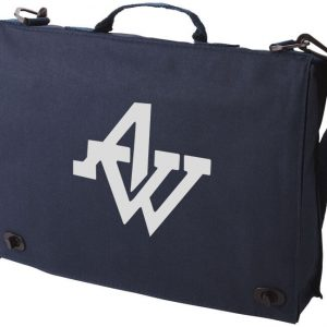 Branded Santa-fe Conference Bag Navy - Totally Branded