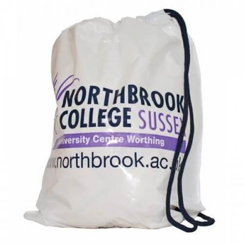 Duffle Polythene Carrier Bags