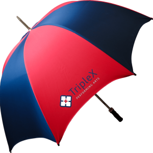 Bedford Budget Walking Umbrella - Totally Branded
