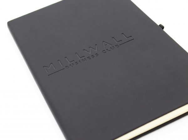 A5 Mole Notebook Cover - Totally Branded