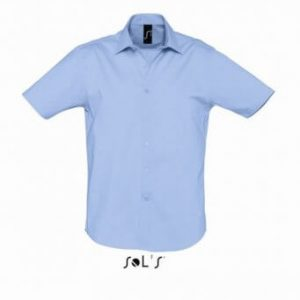 Branded Short Sleeve Shirt