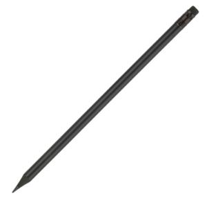 Black Knight Pencil with Eraser