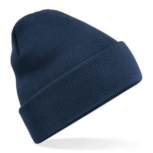 Branded Cuffed Beanie Hats