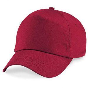 Branded Beechfield caps