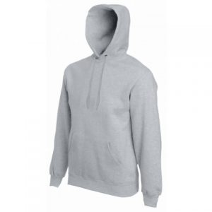 Branded Fruit of The Loom Hoodie