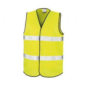 Branded Hi Vis Safety Vests