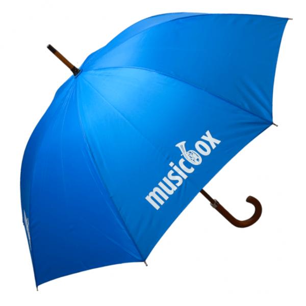 Budget Woodstick Umbrella