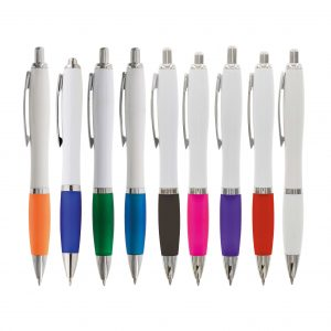 Branded Express Curvo Ballpen - Totally Branded