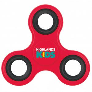 Branded Fidget Spinner