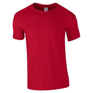 Gildan T-Shirt Red - Totally Branded