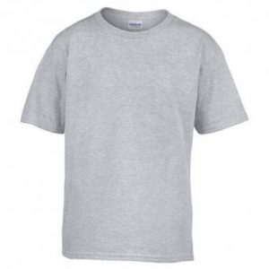 Printed or Embroidered Childrens T-Shirts