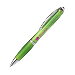Promotional Curvy Pens - TotallyBranded