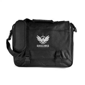 Branded Nelson Satchel Laptop Bag