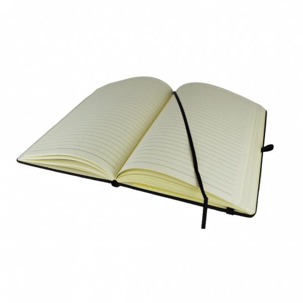 Inside of A5 Mole Soft PU Notebooks