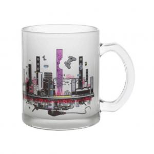 Branded Glass Mugs