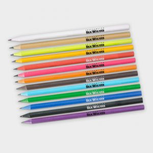 Promotional recycled CD Case Pencil - Totally Branded