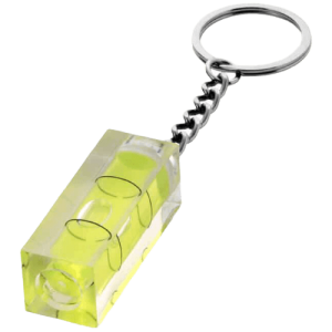 Spirit Level Keychain - Totally Branded