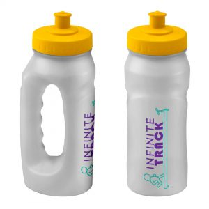 Promotional 500ml Jogging Bottle - Totally Branded