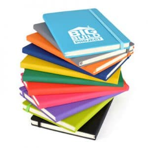 Promotional A5 Mole Notebooks - TotallyBranded.co.uk