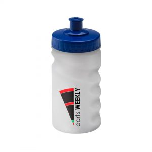300ml Sports Bottle Finger Grip - Totally Branded