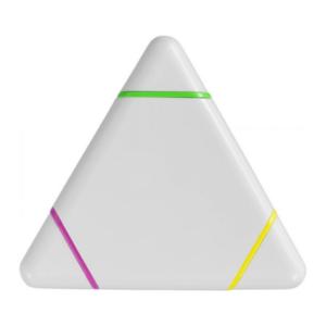 Branded Triangular Highlighter