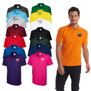 UC101 - Uneek Classic Polo Shirt