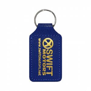 branded-imitation-leather-keyrings