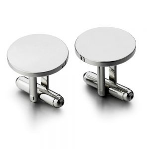 Branded Executive Orb Cufflinks - Totally Branded
