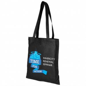 Zeus Large Non-Woven Tote Bag