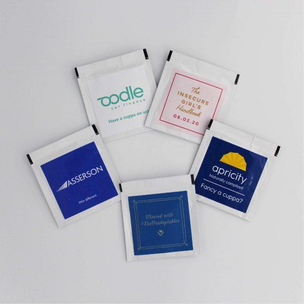 Teabag Group - Totally Branded