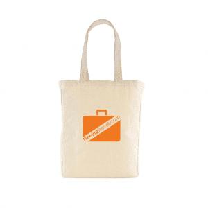Branded Dunham Tote Bag 10oz