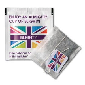 Branded Tea Bags - Totally Branded
