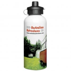 Branded Metal Water Bottle (600ml)