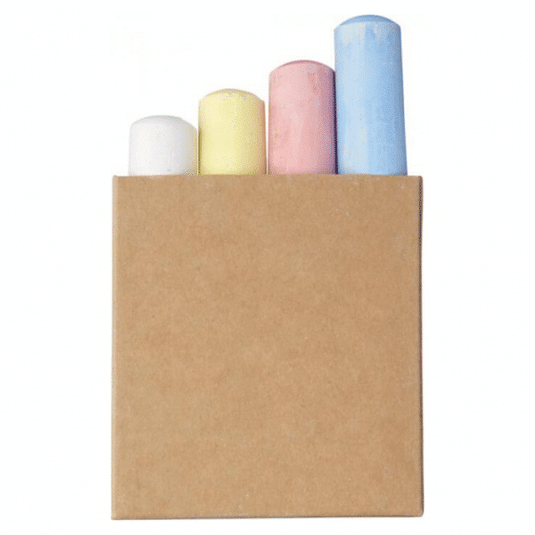 Four Piece Chalk Set