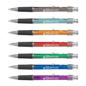 Branded Marley Ballpoint Pen - Totally Branded