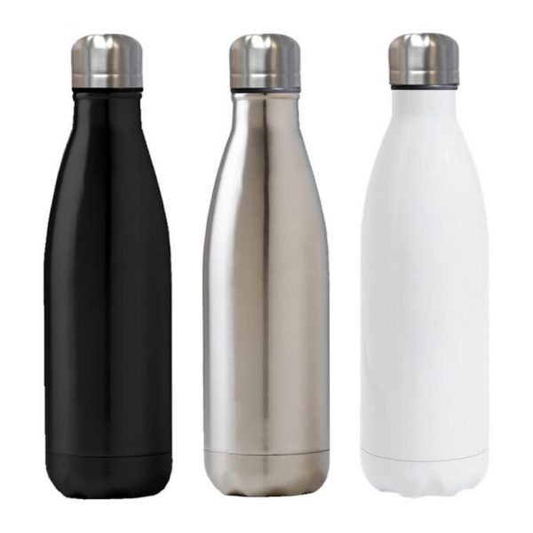Stainless Steel Promotional Bottles - Totally Branded