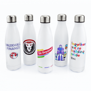 Tide Vacuum Insulated Water Bottles Personalised - Totally Branded