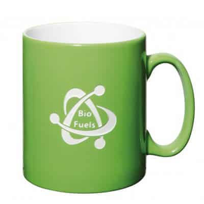 Durham Colour Coat Etched Mugs - Totally Branded
