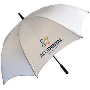 Fibrestorm Auto Umbrella - TotallyBranded.co.uk